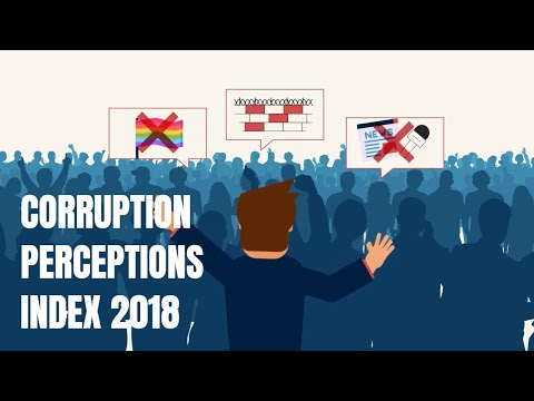 Corruption Perceptions Index 2018 | Transparency International