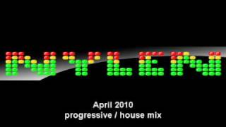 Nylen - [p3] April 2010 progressive house mix