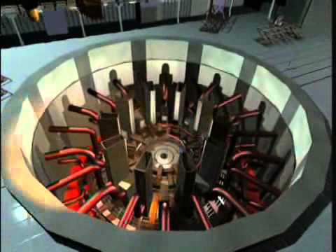 La realizzazione del tokamak ITER
