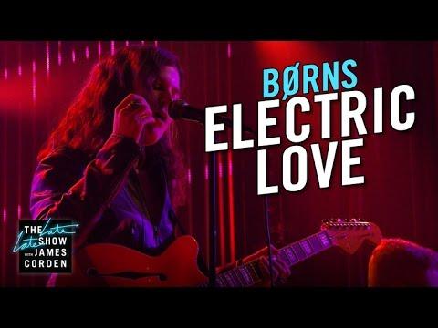 BØRNS: Electric Love