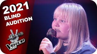 Nea - Some Say (Maia) | The Voice Kids 2021 | Blind Auditions