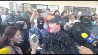 Motín en cárcel de Ciudad Victoria, Tamaulipas