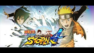 Wir werden von Justin Bieber fertig gemacht - Naruto Shippuden Ultimate Ninja storm 4 Stream