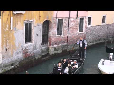 Gondolier's song