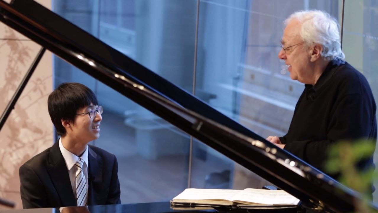 "Richard Goode Master Class: Debussy ""Les collines d'Anacapri"" from Préludes, Book I"