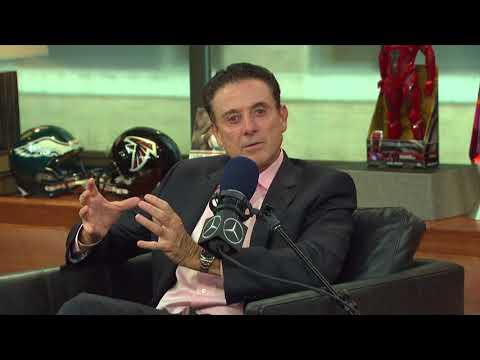 Rick Pitino Talks Regrets, New Book & Coaching Future w/Dan Patrick | Full Interview | 9/5/18