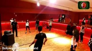 Choreography Of Badtameez Dil I BY Bollywood Rockerz Ireland
