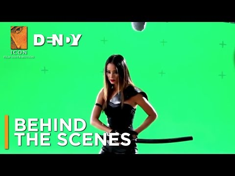 Sin City: A Dame to Kill For - B-Roll Footage #2