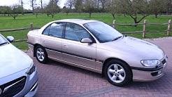 Driving A V6 Vauxhall Omega!