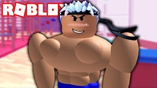 BECOME FIT IN ROBLOX!