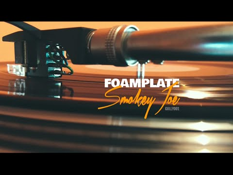Foamplate - Smokey Joe
