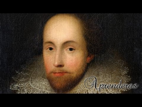 Aprenderas -Carta a un amigo- William Shakespeare (Maravilloso texto)