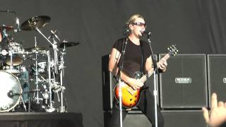 NICKELBACK - How You Remind Me - Summer Sonic 2010 @ Osaka ニッケルバック [HD]