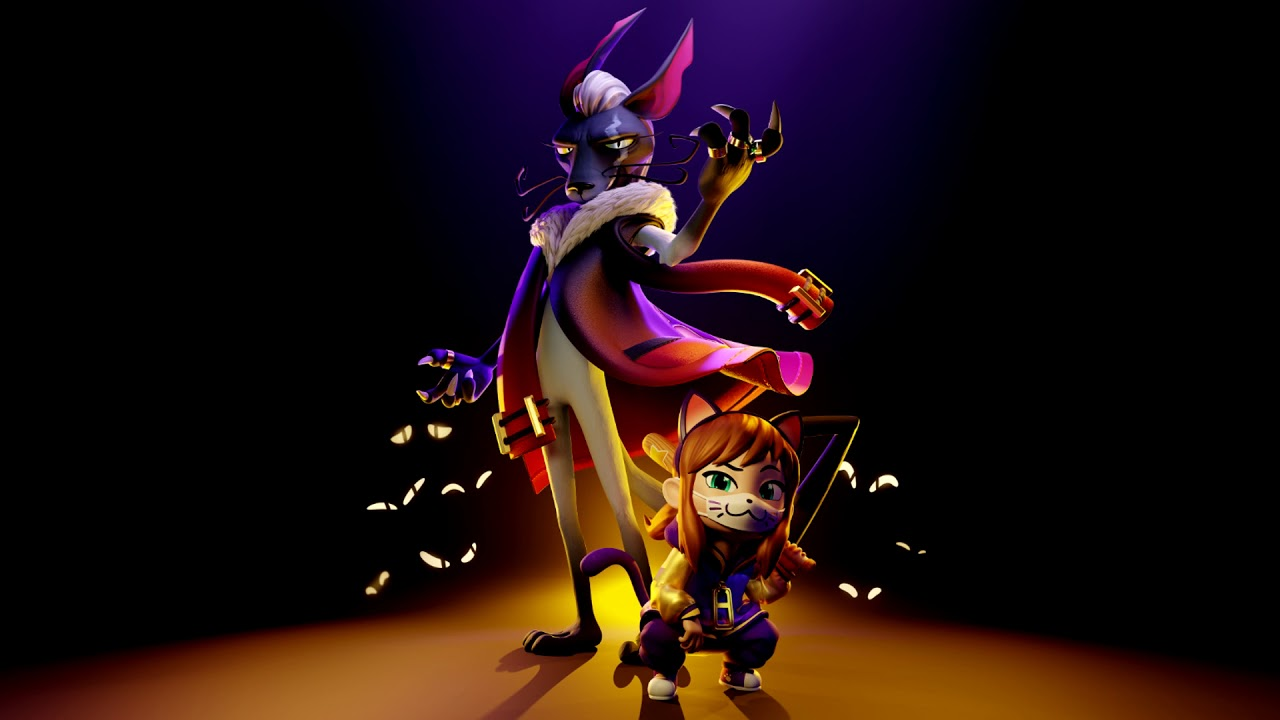 A Hat in Time OST [Nyakuza Metro] - Rush Hour