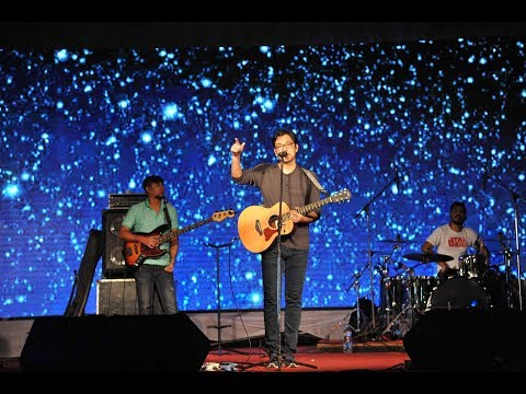 Anupam Roy Live Performance - Ami Ajkal Bhalo Achhi | Dwitiyo Purush | 2018 Durga Puja Bangalore