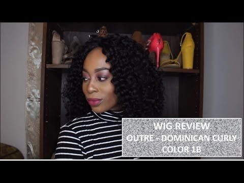 N-K REVIEWS: OUTRE DOMINICAN CURLY WIG