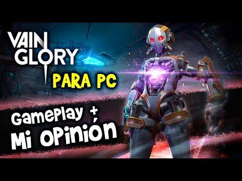 Jugamos A La ALPHA De PC De VAINGLORY   Vainglory PC Alpha Gameplay   Vainglory 3.6 [Español]