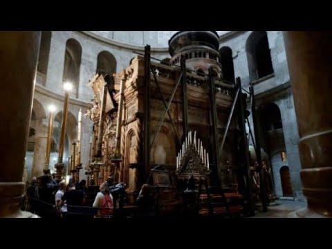 القدس: كنيسة القيامة تغلق أبوابها حتى إشعار آخر احتجاجا على إجراءات إسرائيلية