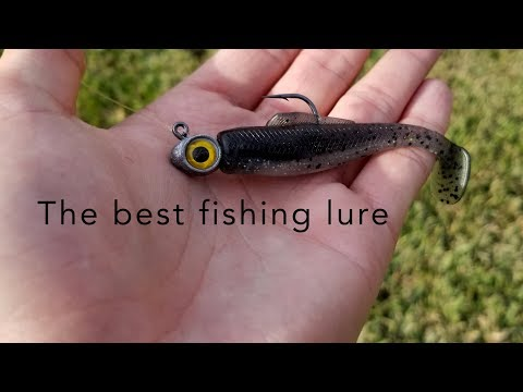 The Best Fishing Lure Ever Made