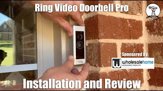 Ring Video Doorbell Pro - Installation and Review