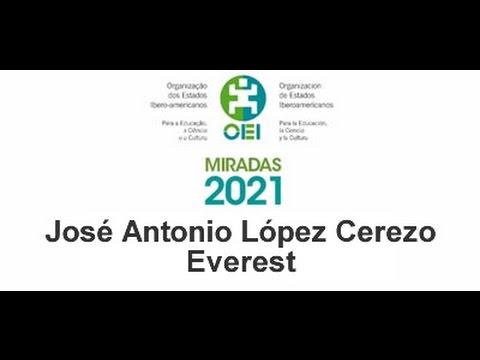 Miradas 2021  - José Antonio López Cerezo (2014)