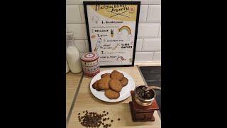 Папушкины рецепты Овсяное печенье