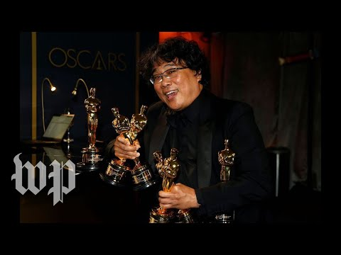 Highlights from the 2020 Oscars: 'Parasite' wins best picture and makes history