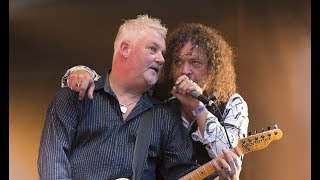 """TYGERS OF PAN TANG """"Only the brave"""" Live RAISMES FEST 2017"""