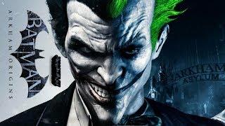 El JOKER se vuelve LOC# | Capítulo 16 | Batman Arkham Origins | Pc Game | Jomanplay