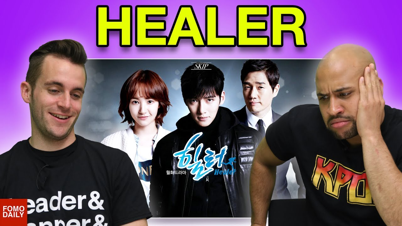 Healer Trailer • Fomo Daily Reacts