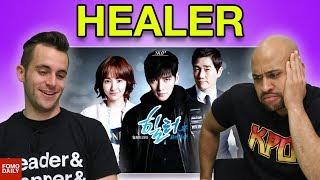 Video Healer Trailer • Fomo Daily Reacts download MP3, 3GP, MP4, WEBM, AVI, FLV Maret 2018