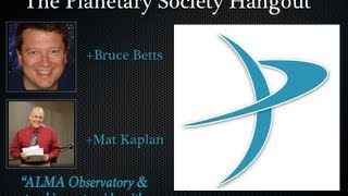 Planetary Society Hangout -- 21 March, 2013
