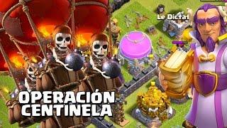 OPERACIÓN CENTINELA AL MÁXIMO | Practicamos Laloon | Clash of Clans con TheAlvaro845 | Español