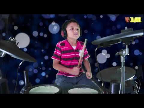 Drum Cover Jamrud - Selamat Ulang Tahun By Farrel Alistair
