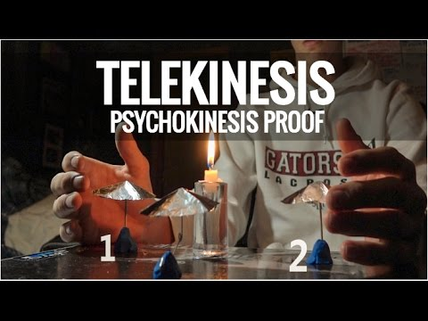 Telekinesis and Psychokinesis Training | Psychic Powers 100% Real