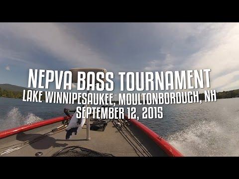 NEPVA Bass Tournament: Lake Winnipesaukee
