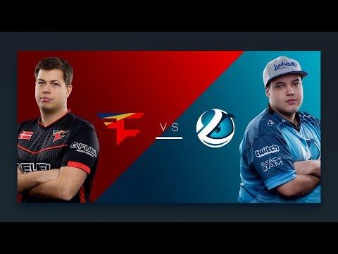 CS:GO - FaZe vs. Luminosity [Train] - Group A Round 4 - ESL Pro League Season 6 Finals
