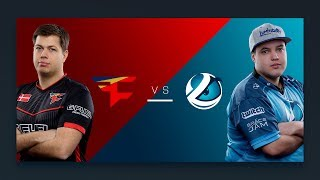 CS:GO - FaZe vs. Luminosity [Train] - Group A Round 4 - ESL Pro League Season 6 Finals