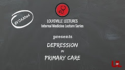Screening for Depression in Primary Care with Dr. Bishop and Sara Williams