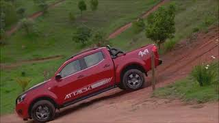2019 NISSAN FRONTIER ATTACK 4x4   OFF ROAD TEST DRIVE