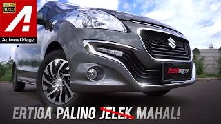 Review Suzuki Ertiga Dreza test drive by AutonetMagz