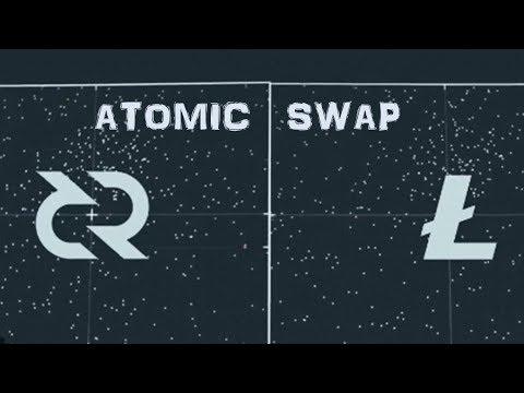 Troca atômica entre litecoin e decred (atomic swap)