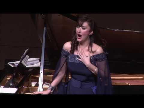 María José Montiel, Premio Nacional de Música 2015 (Recitales)