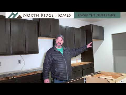 Custom Home Series - Episode 42: Cabinet Installation