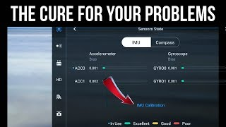 DJI Precision Landing | IMU Calibration Why and How?