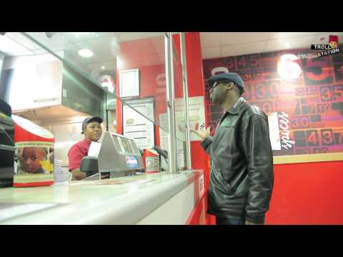 Ghetto Blind Man Vs KFC