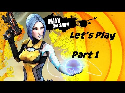 Let's Play: Borderlands 2 - Part 1 - No Commentary (Xbox One Gameplay/ 1080p HD)