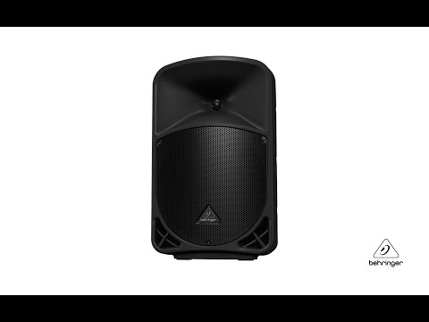 EUROLIVE B110D Active PA Speaker System with Wireless Option