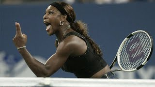 """The Biggest """"ROBBERY"""" In Tennis History   When Serena Williams Got Cheated (Birth of Hawkeye System)"""