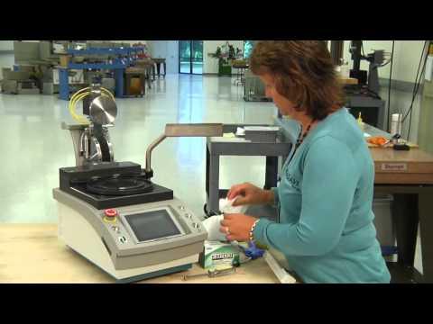 Domaille Engineering Fiber Optic Polishing Machine